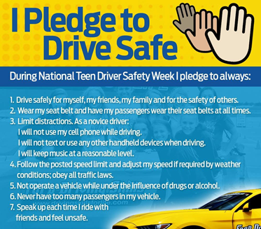 Driver Safety Week